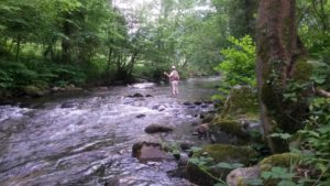 Voyage pêche mouche Espagne FLY FISHING Pyrénées