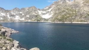 Pêche à la mouche sur les lacs des Pyrénées FLY FISHING Pyrénées