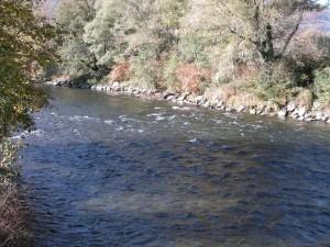 Pêche à la mouche dans les Pyrénées - La Garonne