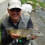 Séjours pêche mouche Espagne Noguera Pallaresa