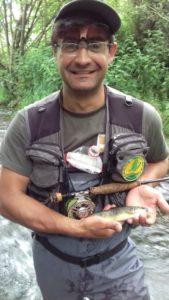 Apprendre à pêcher à la mouche