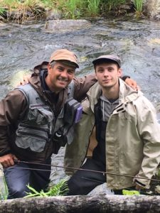Weekend pêche mouche Pyrénées