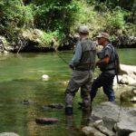 Guide pêche mouche Espagne