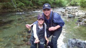 Apprendre pêche mouche