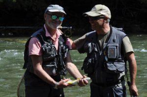 Voyages pêche Espagne