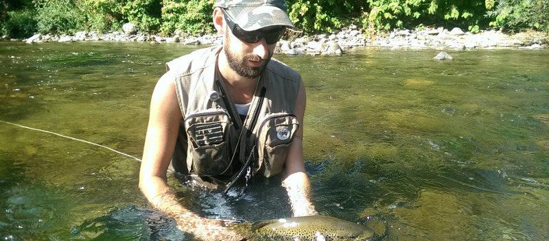 Guide pêche mouche