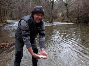 Séjours pêche mouche pyrénées